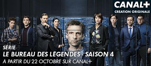 Création Originale - LE BUREAU DES LÉGENDES - Saison 4