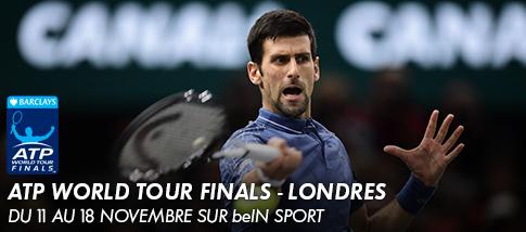Tennis - ATP WORLD TOUR FINALS - LONDRES