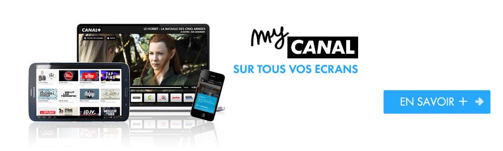 mycanal caraibes pour pc